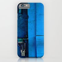 iPhone & iPod Case featuring Locked by -en-light-art-