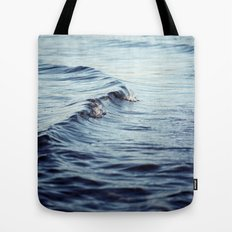The Curl Tote Bag