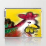 Thanksgiving Revenge Tur… Laptop & iPad Skin