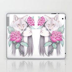 Wild Roses Laptop & iPad Skin