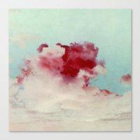 Nuvole I Canvas Print