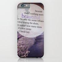 the ocean. iPhone 6 Slim Case