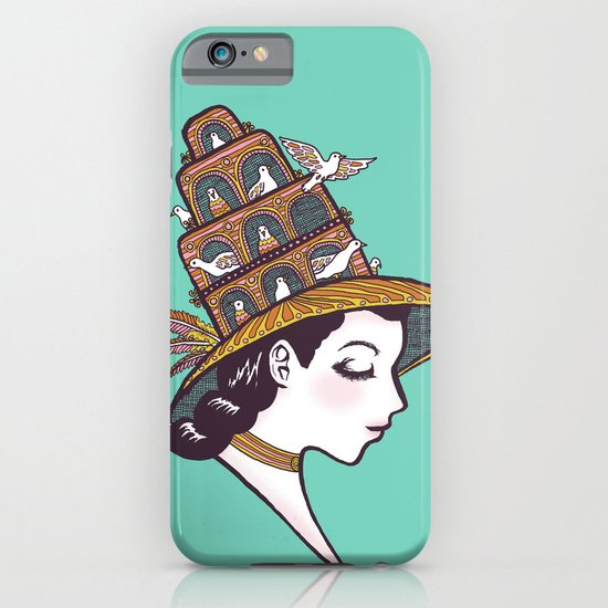 Bird House Couture iPhone & iPod Case