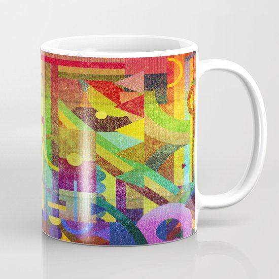 Future Patterns. Mug