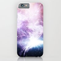 iPhone & iPod Case featuring Space Cloudz by Adeiti Kreative