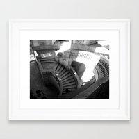 Stairway To Heaven Framed Art Print