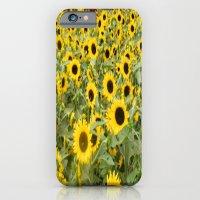 gay flowers or something iPhone 6 Slim Case