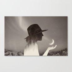 My Moon Canvas Print