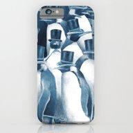 A Gathering Of Gentlemen… iPhone 6 Slim Case