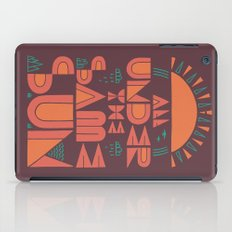 All Under the Same Sun iPad Case