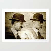 The Wright Brothers Art Print