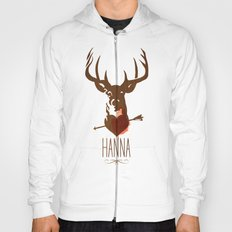 HANNA film tribute poster Hoody