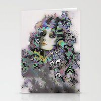 Nymph 2 Stationery Cards