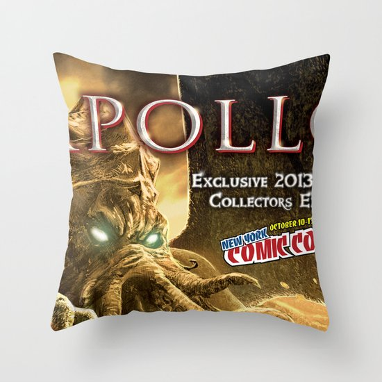 Apollo - NYCC 2013 Exclusive Throw Pillow