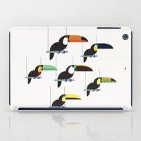 The toucans iPad Case