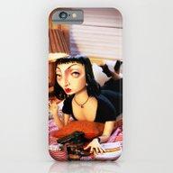 PUPPET FICTION iPhone 6 Slim Case
