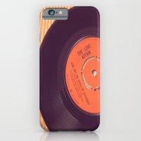 Vintage Record  iPhone 6 Slim Case