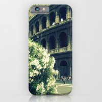Summer in the Center iPhone 6 Slim Case