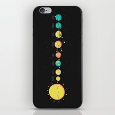 A Big Crazy Family iPhone & iPod Skin