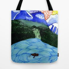 Landscapes / Nr. 1 Tote Bag