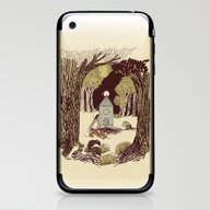 iPhone & iPod Skin featuring In The Clearing by Eric Fan