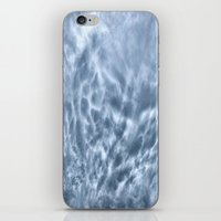 Mammatus Cloud Panorama iPhone & iPod Skin