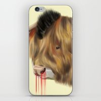 The Bull iPhone & iPod Skin