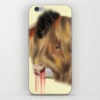 The Bull iPhone & iPod Skin