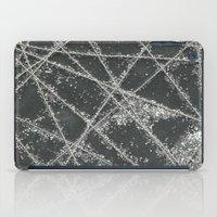 Sparkle Net Black iPad Case