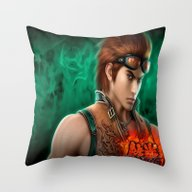 Takken  , Takken  Games,… Throw Pillow