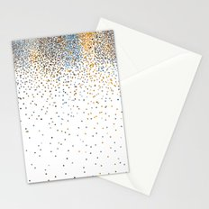 Falling Stones Stationery Cards