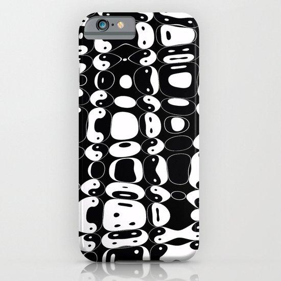 Yin Yang mix (b) iPhone & iPod Case