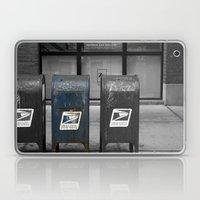 chicago mailboxes Laptop & iPad Skin
