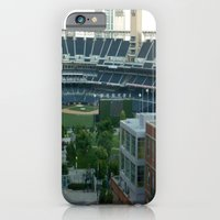 iPhone & iPod Case featuring Petco Park Field by Elizabeth Tompkins