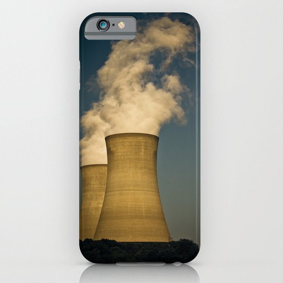 Toxic Towers iPhone & iPod Case