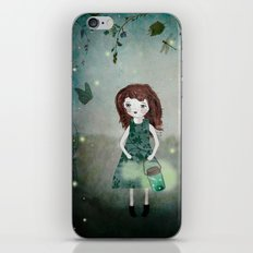 Friends of the night iPhone & iPod Skin