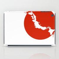Save Japan! iPad Case
