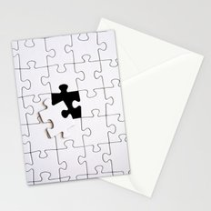 Puzzle - for iphone Stationery Cards