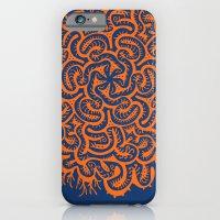Bugs Maze (orange) iPhone 6 Slim Case