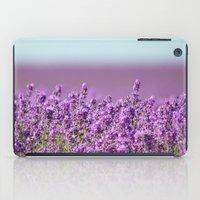 Snowshill Lavender iPad Case