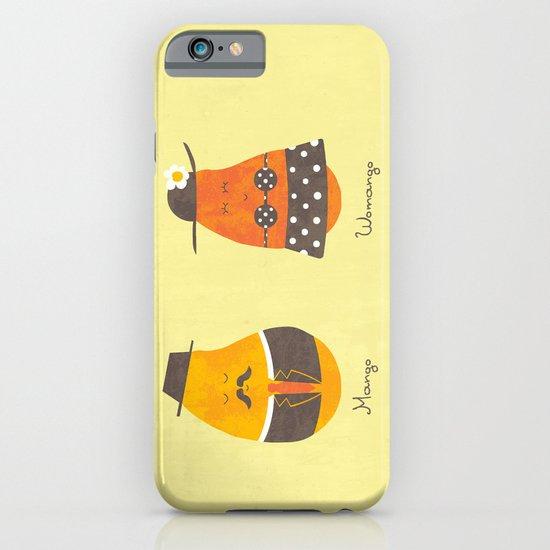 Fruit Genders iPhone & iPod Case