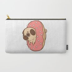 Puglie Doughnut Carry-All Pouch
