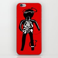 body iPhone & iPod Skin