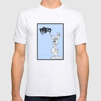 Pheo Tag  Mens Fitted Tee Ash Grey SMALL