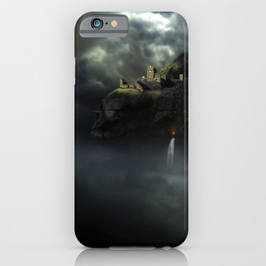 Castle in the Clouds iPhone & iPod Case