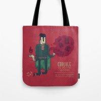 Carlyle, The Christmas V… Tote Bag