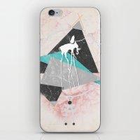 ImaginationCatcher iPhone & iPod Skin