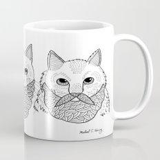 Cats With Beards Mug