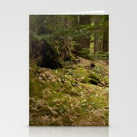 Forest Peace Stationery Cards