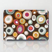 Veneto Boho Spot Chocola… iPad Case